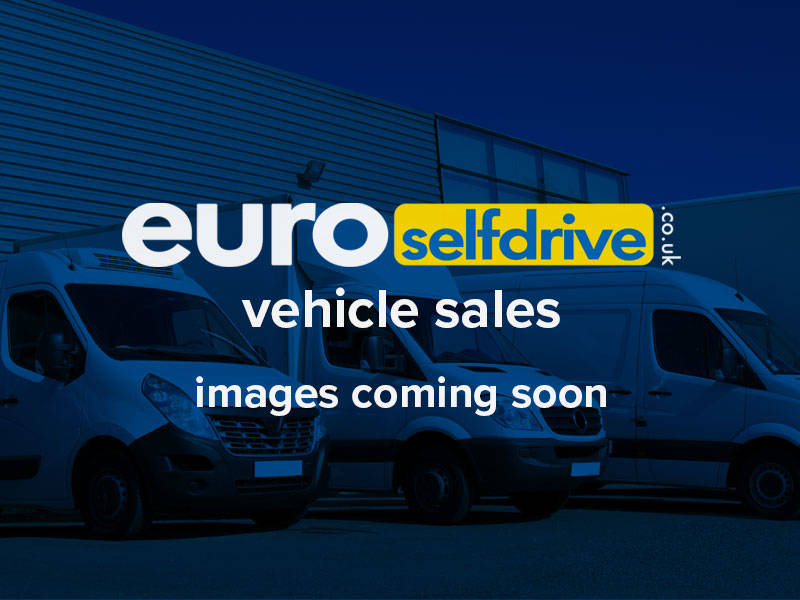 Volkswagen Crafter from Euro Self Drive Sales