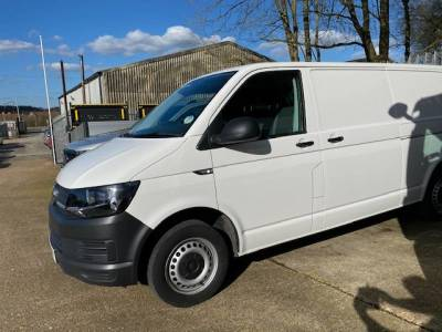 Volkswagen Transporter from Euro Self Drive Sales